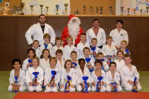 Judo Coquille (6 - 7 ans)